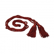Cords Silk Red